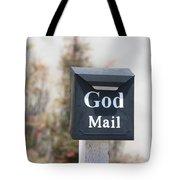 Church Mailbox In Arroyo Grande Tote Bag