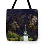 Church Of Bad Oberdorf  Tote Bag
