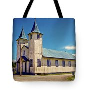 Church Of Chacao Tote Bag