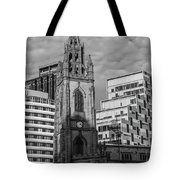Church Of Our Lady And Saint Nicholas Liverpool Tote Bag