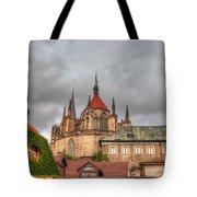 Church Of Saint Bartholomew Tote Bag
