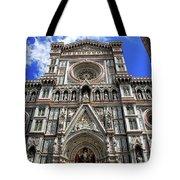 Church Of Santa Croce  Tote Bag