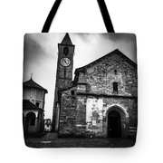 Church Of Santi Gervasio And Protasio Tote Bag