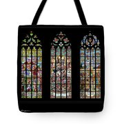 Church Of St. Barbara, Kuntna Hora, Czech Republic, Trilogy Tote Bag