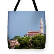 Church Of St. Euphemia Tote Bag