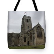 Church Of St. Mary's - Wedmore Tote Bag