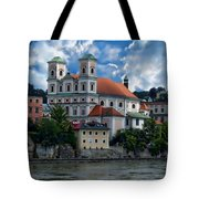 Church Of St. Michael Tote Bag