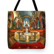 Church Of St. Paul The Apostle Tote Bag