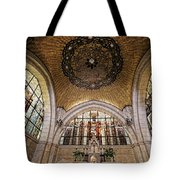 Church Of The Flagellation Tote Bag