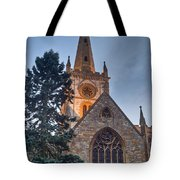 Church Of The Holy Trinity Stratford Upon Avon 4 Tote Bag