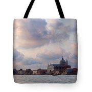 Church Of The Santissimo Redentore Tote Bag