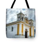 Church Of The Transfiguration Quetzaltenango Guatemala 5 Tote Bag