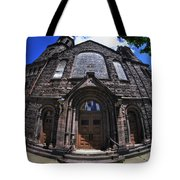 Church On Main St  Tote Bag