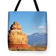 Church Rock Utah Tote Bag