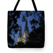 Church Steeples Tote Bag