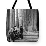 Church Step Lovers Tote Bag