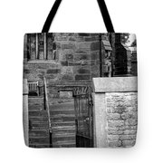 Church Steps Tote Bag