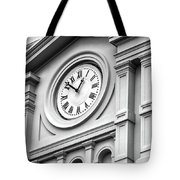 Church Time - St Louis Cathedral - New Orleans Tote Bag