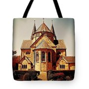 Church To Worship The Living God Catus 1 No. 1 H A Tote Bag