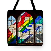 Church Window Tote Bag