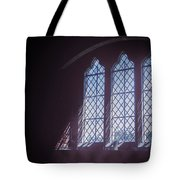 Church Window Tote Bag