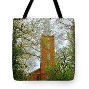 Church Yard Tote Bag