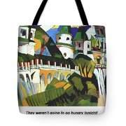Churches Tote Bag