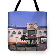 Churchill Downs Kentucky Derby Museum Tote Bag