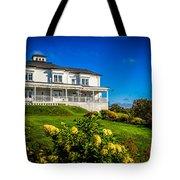 Churchill Mansion Inn Tote Bag