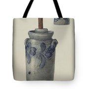 Churn Tote Bag