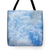 Churning Water Tote Bag