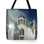 Church Of St. Peter And Paul, Ukraine Tote Bag