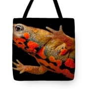 Chuxiong Fire Belly Newt Tote Bag