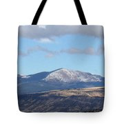 Cibola Mountains Tote Bag