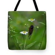 Cicada Tote Bag