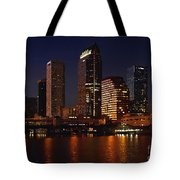 Cigar City Tote Bag