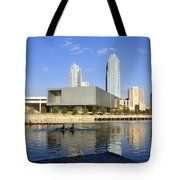 Cigar City Rowing Tote Bag