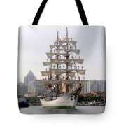 Cigar City Sailing Tote Bag