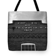 Cigar Factory 1914 Tote Bag