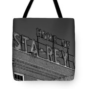 Cigar Home Tote Bag