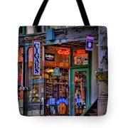 Cigar Store Tote Bag