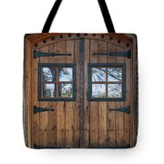 Cigar Warehouse Doors Tote Bag