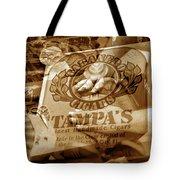 Cigars 7 Tote Bag