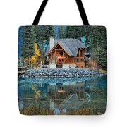 Cilantro Reflections Tote Bag