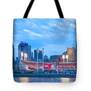 Cincinnati All Star Game  Tote Bag