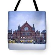 Cincinnati Music Hall  Tote Bag