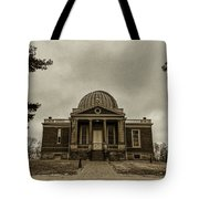 Cincinnati Observatory Tote Bag