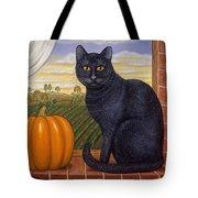 Cinder The Cat Tote Bag