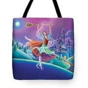 Cinderella Tote Bag by Anne Wertheim