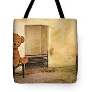 Cinders Bear Tote Bag